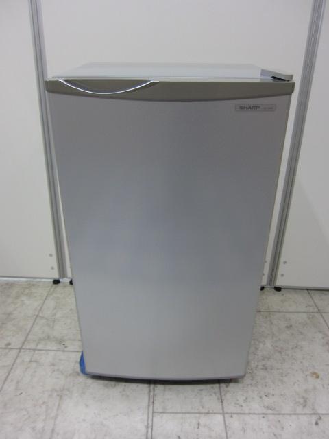 シャープ 1ドア冷蔵庫買取しました!