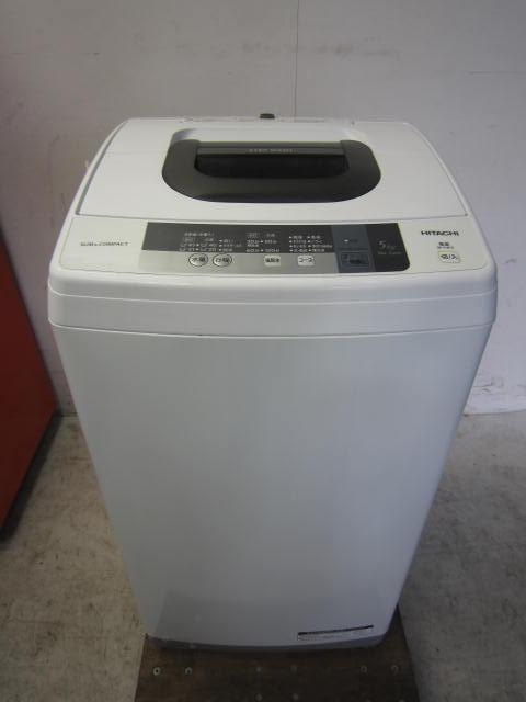 日立アプライアンス 全自動洗濯機 HITACHI 2016年制買取しました!