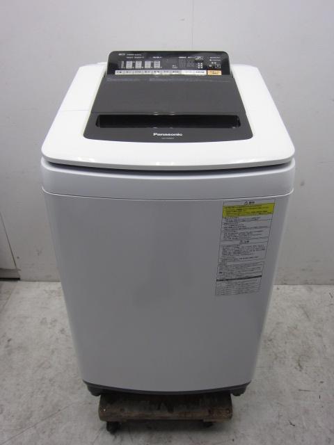 パナソニック 8.0k全自動洗濯乾燥機買取しました!