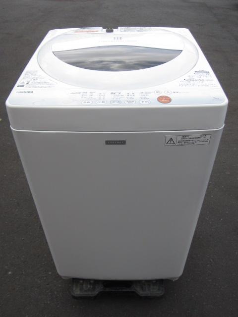 東芝 5.0k全自動洗濯機買取しました!