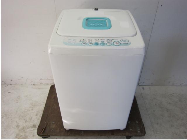 東芝 4.2kg全自動電気洗濯機買取しました!