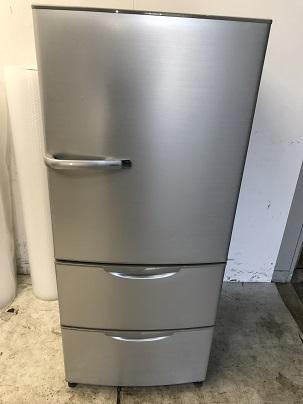 AQUA 3ドア冷蔵庫買取しました!