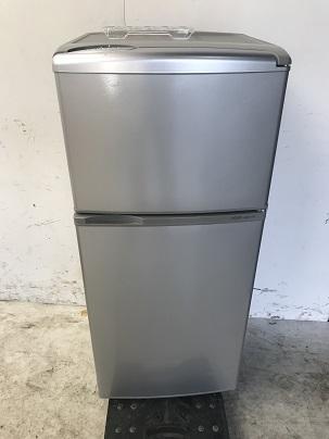 AQUA 2ドア冷蔵庫買取しました!