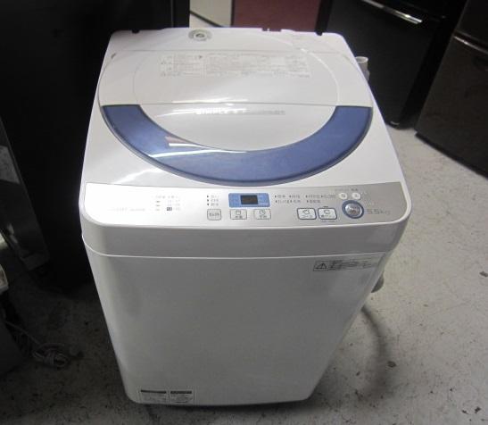 SHARP シャープ 全自動洗濯機 5.5Kg買取しました!