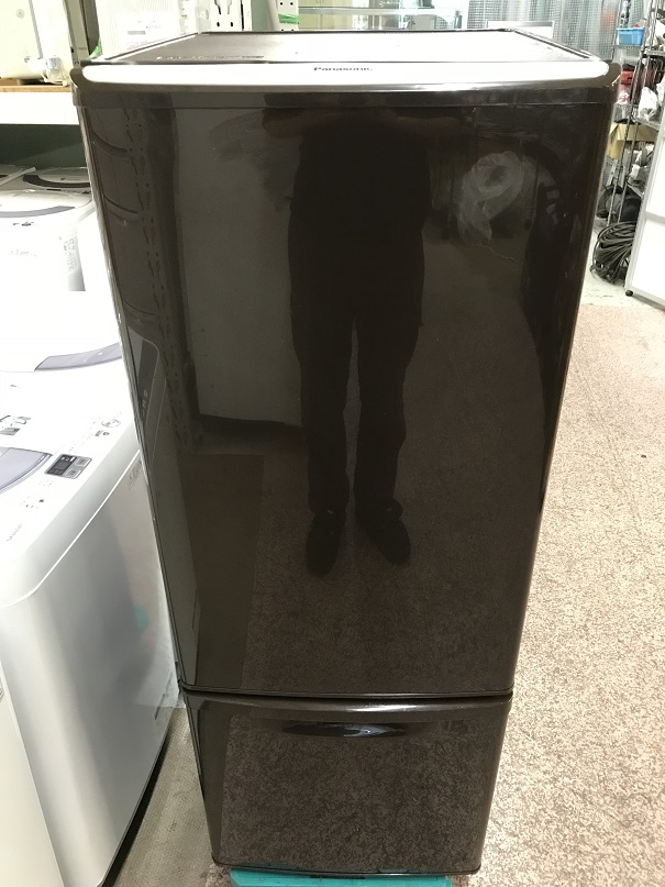 Panasonic  2ドア冷蔵庫 買取しました!