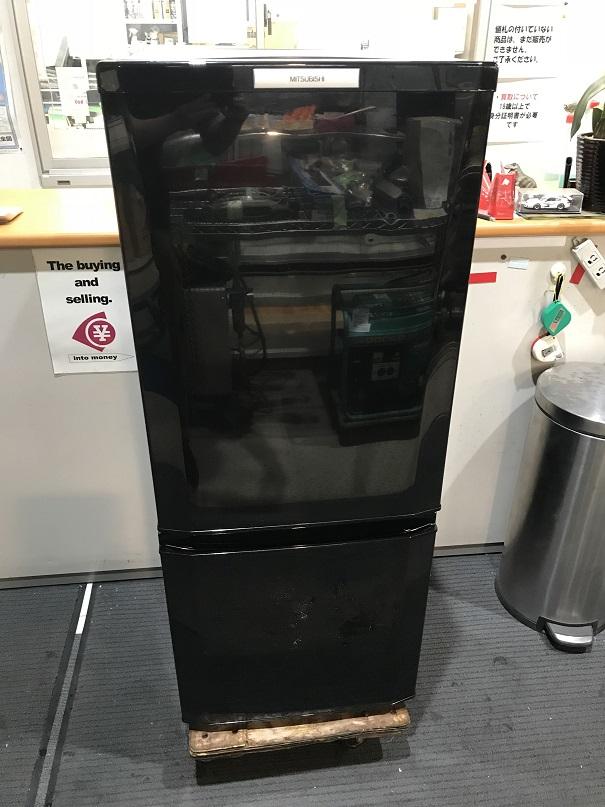 三菱電機 2ドア冷蔵庫買取しました!