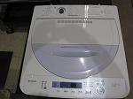 SHARP 5.5キロ全自動洗濯機買取しました!