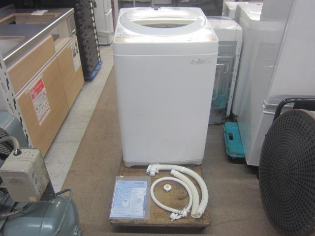東芝5kg全自動洗濯機AW-5G3(W)