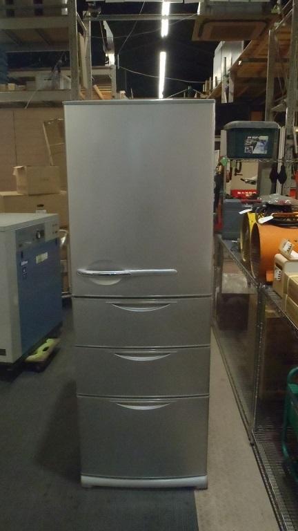SANYOSANYO 4ドア 冷凍冷蔵庫 SR-361T(S)SR-361T(S)