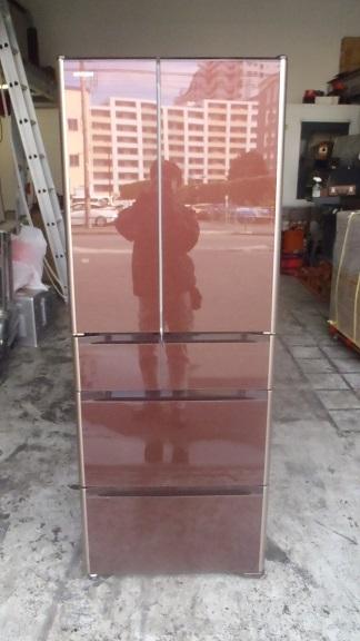 HITACHI冷凍冷蔵庫 6ドア HITACHI 日立 R-G5200F 2016年製 R-G5200F