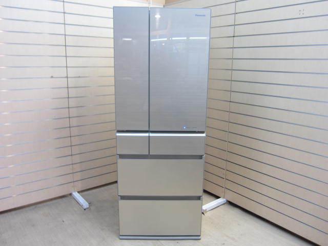 パナソニック パーシャル搭載 ノンフロン型冷凍冷蔵庫買取しました!