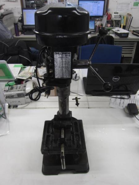 新興製作所 卓上ボール盤  SD-13 動作確認済み買取しました!