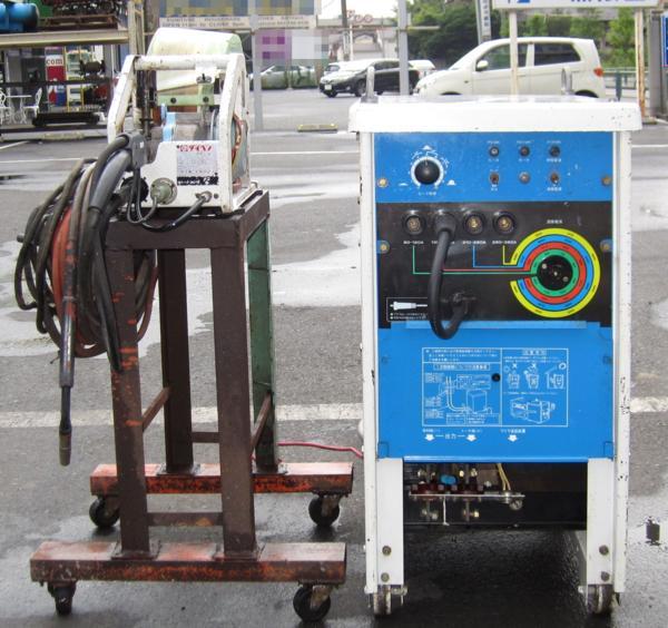 ダイヘン 半自動溶接機  SINGLE-350 ダイナオート CPS-350/CML231買取しました!