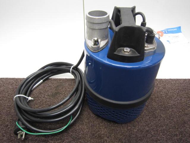 EBARA 未使用品 EBARA/エバラ 水中ポンプ 自動型 業務用 センサー付水中ポンプ ポンプ 50EZA5.45S 排水ポンプ�D買取しました!