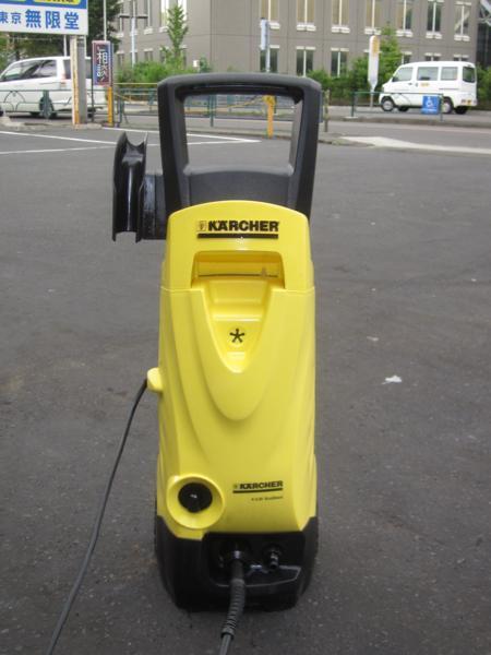 KARCHER/ケルヒャー  [100V] 家庭用高圧洗浄機 K4.00 エコサイレント 50Hz 静音タイプ買取しました!