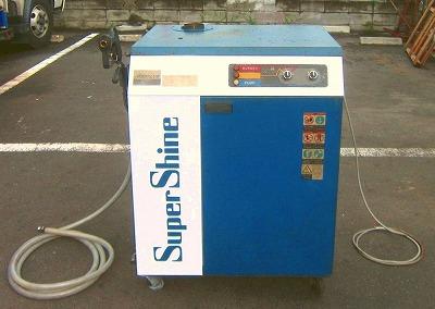 ニッサルコ/アルティア/オリオンテクノ  [人気の900L/h] 温水高圧洗浄機 50Hz買取しました!