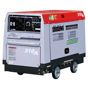 新ダイワ 【新品】shindaiwa やまびこ ディーゼルエンジン溶接機  車輪付き ウェルダー買取しました!