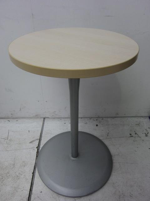 オカムラOKAMURA丸テーブル