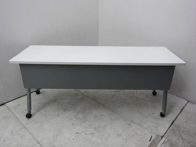 オカムラ OKAMURA サイドスタックテーブル買取しました!