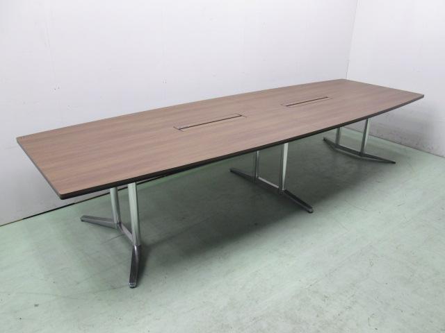 オカムラ ミーティングテーブル ラティオ�U買取しました!