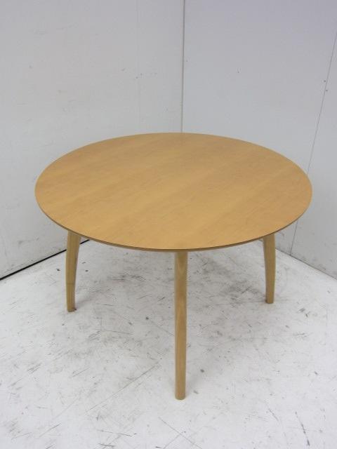 シンプルライフ 丸テーブル買取しました!