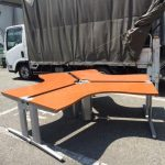 ☆中古家具が入荷しました!☆a-flat カウチソファー&ローテーブル