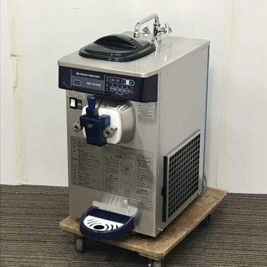 中古厨房機器入荷しました!ソフトクリームサーバーです!