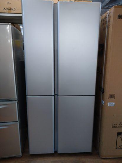 AQUAの4ドア冷蔵庫を入荷しました!!