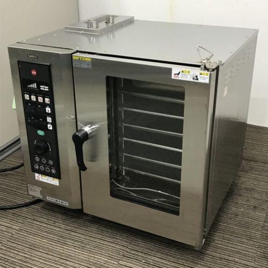中古厨房機器入荷しました!電気スチームコンベクションオーブンです!