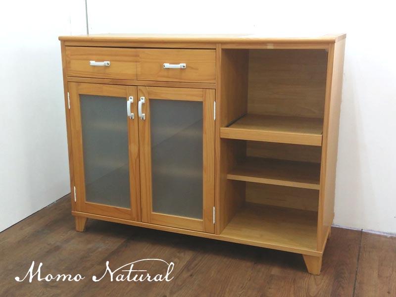 Momo Natural( モモナチュラル ) キッチンカウンター