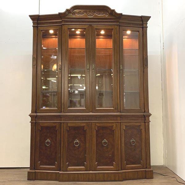 DREXEL HERITAGE / ドレクセルヘリテイジ 飾り棚 食器棚