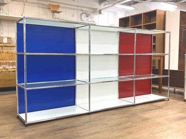USM Modular Furniture 3列3段 ハラーシステム / ハラーキャビネット