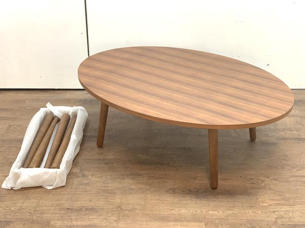 unico/ウニコ リビングテーブル カフェテーブル