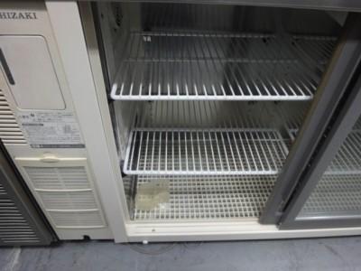 3104185b929a ホシザキ 冷蔵コールドショーケース RTS-120SNB1 - 中古厨房機器買取