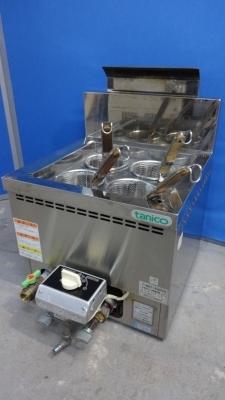 タニコー 茹で麺器・卓上 TCU-4445X