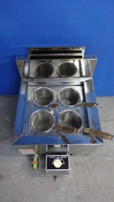 タニコー茹で麺器・卓上TCU-4445X詳細画像2