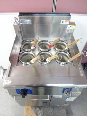 タニコーガス茹で麺器TU-60N詳細画像2