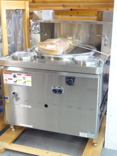 メイトー ガス茹で麺器 M-90UF3