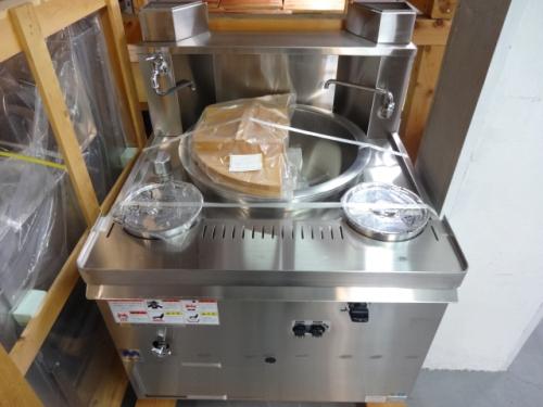 メイトーガス茹で麺器M-90UF3詳細画像2