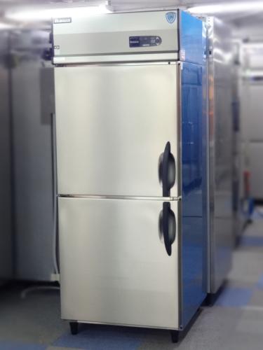 大和冷機 業務用縦型2ドア冷凍庫買取しました!