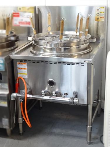 タニコー ガスゆで麺器 TU-1N