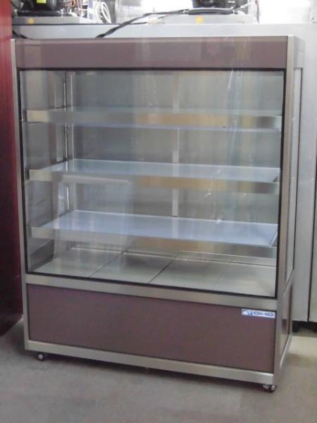大穂製作所 多目的冷蔵ショーケース買取しました!