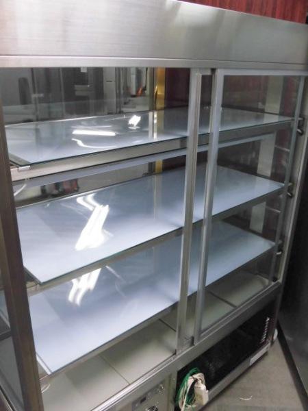 大穂製作所多目的冷蔵ショーケースOHGU-HCa-1200詳細画像2