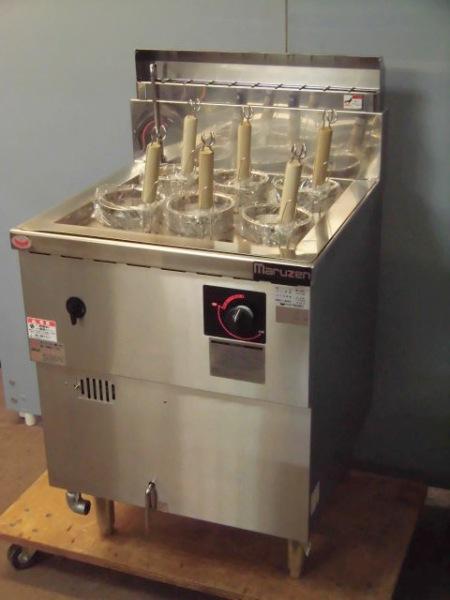マルゼン ガスゆで麺器 MRF-066RC