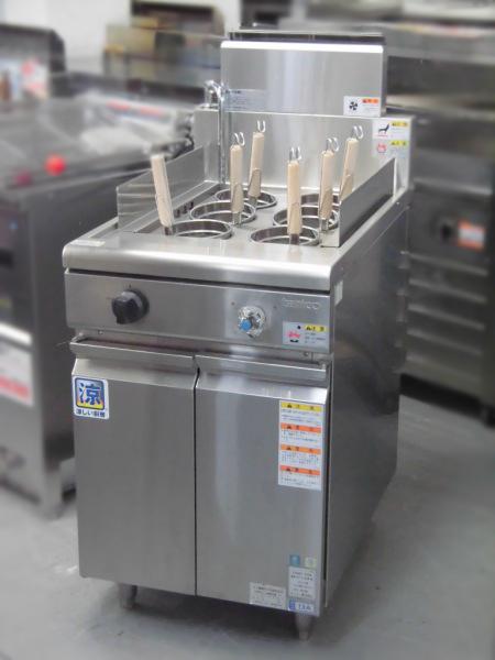 タニコー ガスゆで麺器 TGUS-50A