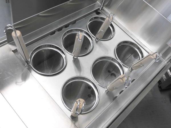 タニコーガスゆで麺器TGUS-50A詳細画像2