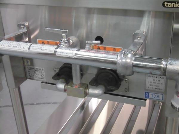 タニコー中華レンジVCR-55詳細画像3