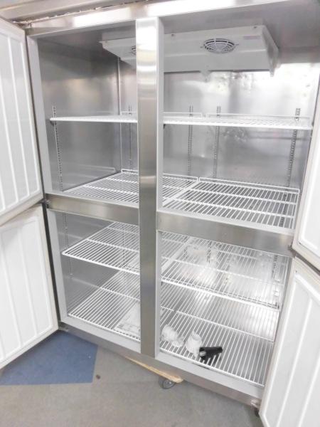 大和冷機業務用縦型6ドア冷凍冷蔵庫653S4詳細画像3
