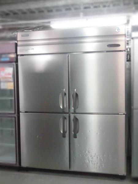 ホシザキ 業務用縦型4ドア冷凍庫買取しました!