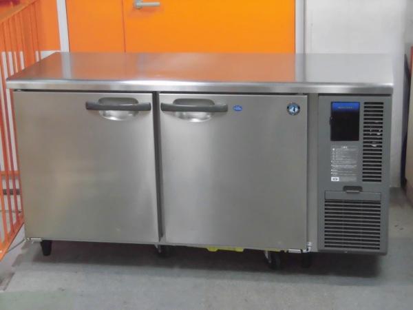 ホシザキ 冷凍冷蔵コールドテーブル RFT-150SNF-R 2014 ¥142.500-